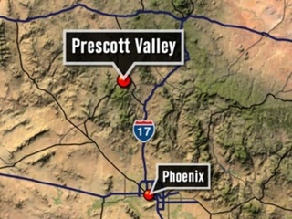 Man dead after car hits moped in Prescott Valley