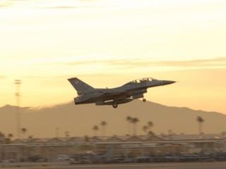 Luke AFB taking night flights through April