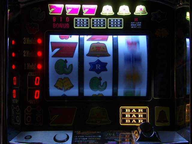 slot machines yes