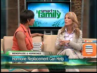 Dr. Jennifer Berman educates us on hormones and menopause