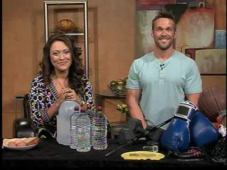 Valley trainer stars in ABC weight loss show