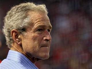 George W. Bush to visit Valley in April