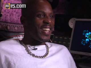 VIDEO: ABC15's Susan Casper one-on-one with rapper DMX