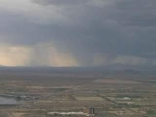 Rain, hail and flash flooding