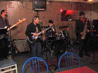 Loose Cannons Blues Band