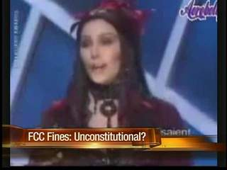 FCC ruling on Cher's acceptance speech