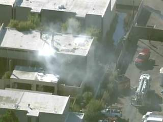 Phoenix apartment fire