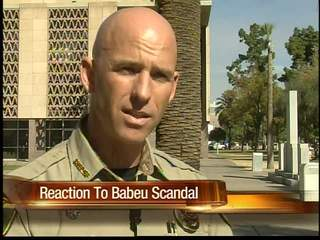 Strong reaction Sheriff Babeu's announcement that he's gay