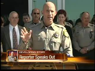 New Times Reporter speaks out about the Babeu scandal