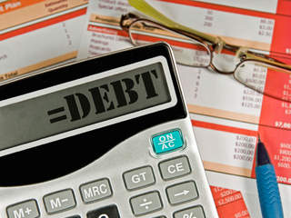 How to pay down your debt in the New Year