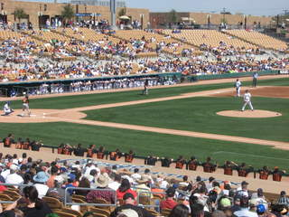 Camelback Ranch: Dodgers, White Sox