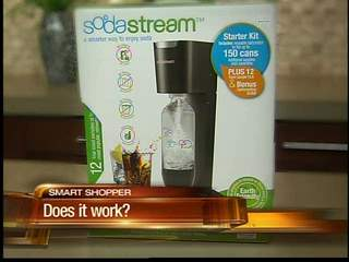 Make soda at home? Will the Soda Maker work?