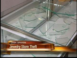 Police investigating string of jewelry store robberies