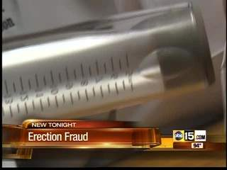 New trend being called 'erection fraud'