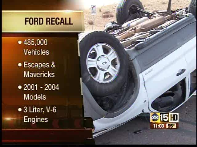 Ford Escape Recalled For Sticky Pedals After Teens Death Prompts