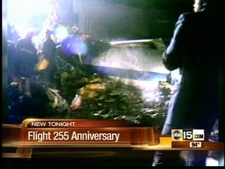 25th Anniversary of Northwest Flight 255 plane crash