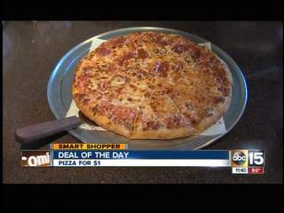 Venezia's Pizza: Feed your family under $7