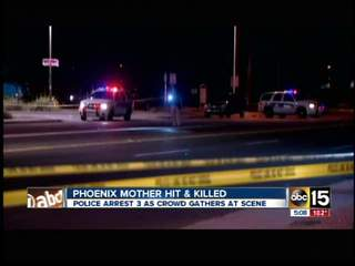 Man assaults police after Phoenix crash