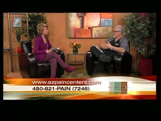 AZ Pain Centers offers Non-Steroidal treatment for pain