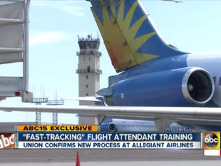 Valley Airline taking shortcuts in safety training