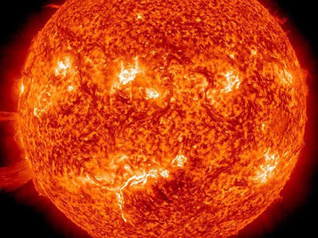 nasa predictions of solar storms - photo #2