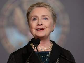 Hillary Clinton applauds the veto of SB1062