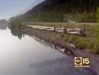 All Aboard: Explore the Canadian Rockies by Rail