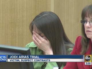 Is Jodi Arias a victim or vicious killer?