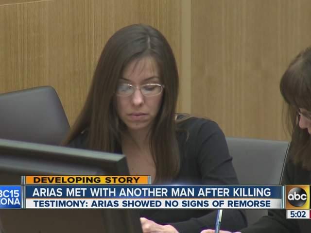 Jodi Arias trial: Utah man testifies Arizona woman had 'cuts on hands ...