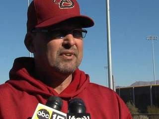 Paul Calvisi goes one-on-one with Mark Grace