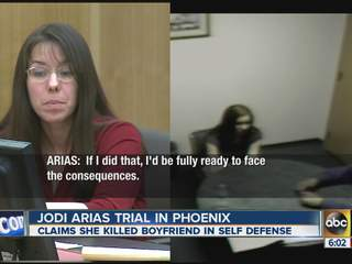 Jodi Arias Trial Evidence