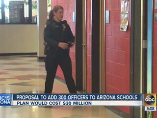 More school resource officers to Arizona schools?