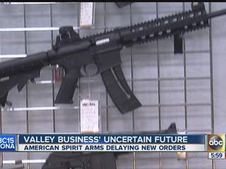 Valley business facing uncertain future