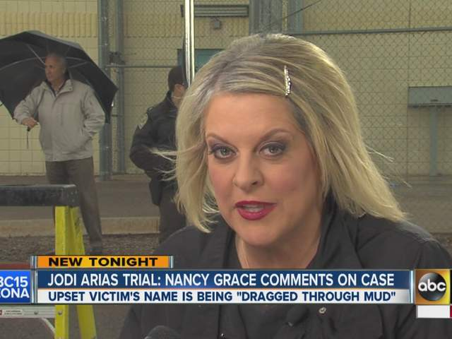 Jodi Arias Case Nancy Grace