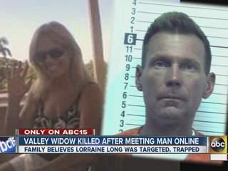Online dating murders