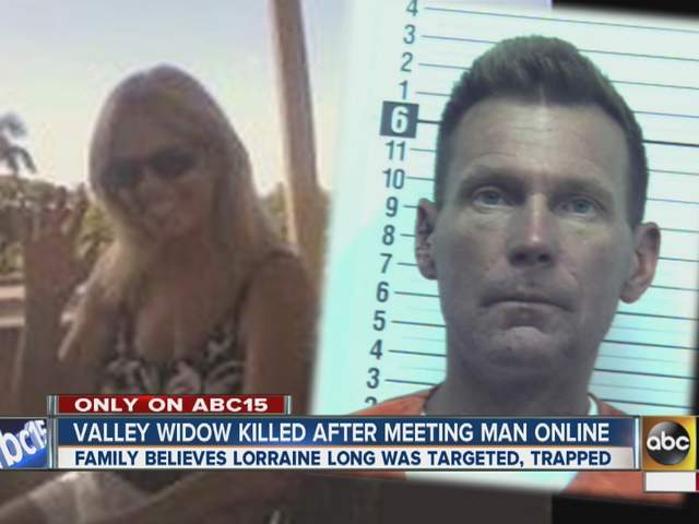 internet dating victim killed Online dating scammers groom their victims by developing 'hyper-personal' relationships which can leave victims feeling doubly traumatized.
