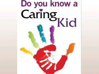 Know a 'Caring Kid'? Enter to win $150!