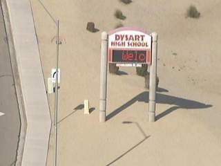 PD: Threat to Dysart HS doesn't appear credible