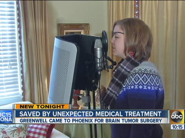 Pleasing Phoenix Hospital Helps Woman Use Beatboxing To Recover From Brain Short Hairstyles Gunalazisus