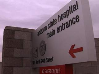 Escaped patient returned to AZ Mental Hospital