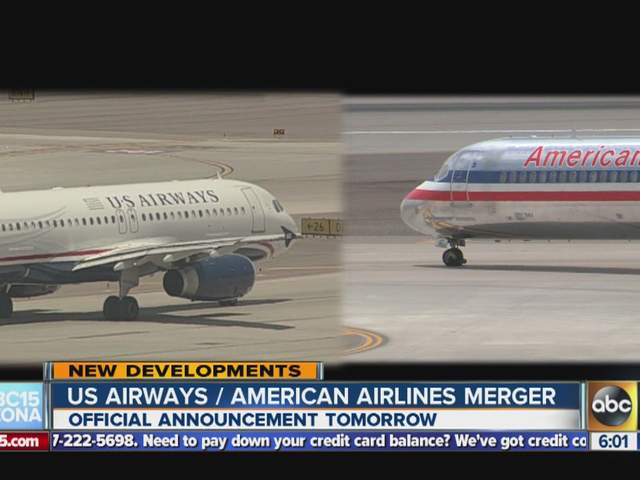 mergers and acquisitions american airlines merges with rival us airways essay