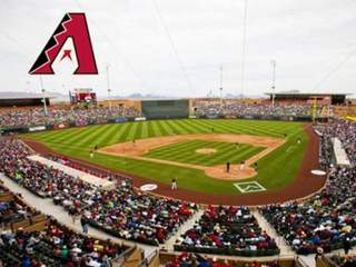 Salt River Fields: Dbacks, Rockies
