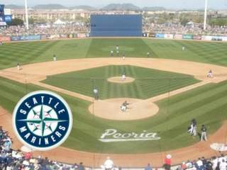 Peoria Sports Complex: Padres, Mariners