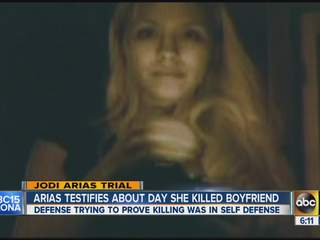 Jodi Arias trial: Murder suspect can't remember most of killing