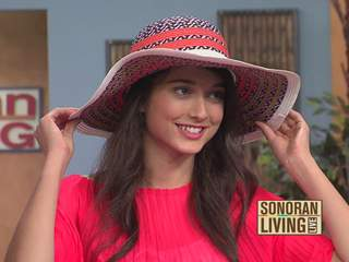 Not sure which hat to pick? Personal stylist Fawn Cheng has some tips