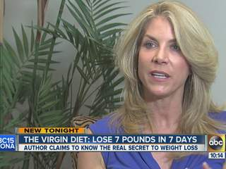 THE VIRGIN DIET: LOSE 7 POUNDS IN 7 DAYS