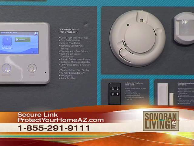 Award-winning home security systems