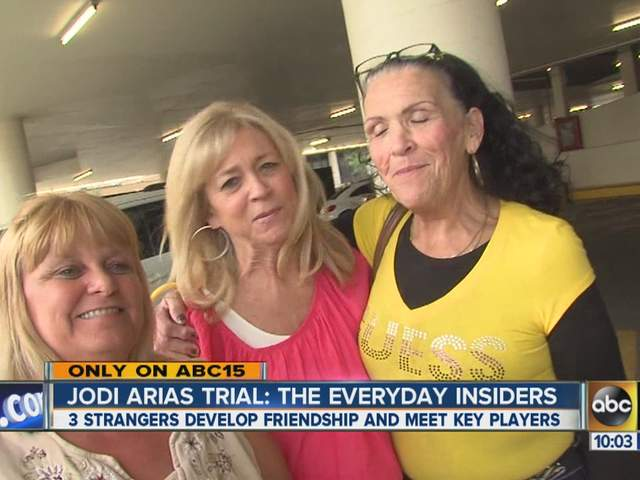 Jodi Arias trial: Unexpected friendships form during Valley murder ...
