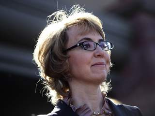 Giffords: `Have some courage,' meet voters