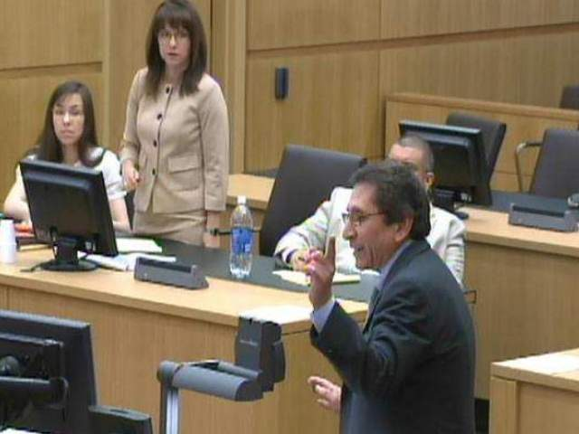 Jodi Arias trial: Valley man arrested for DUI tells officer he's on ...